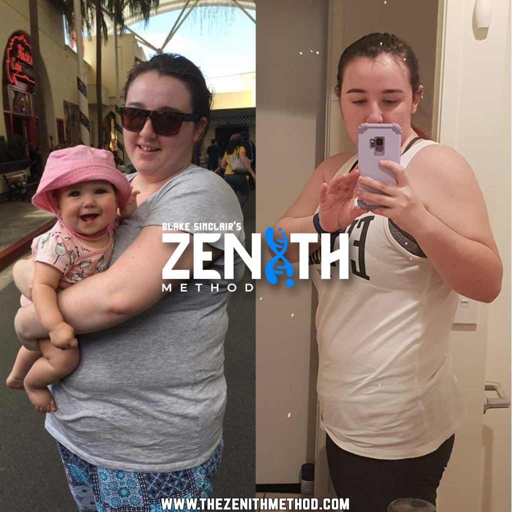 mel 3 month transformation